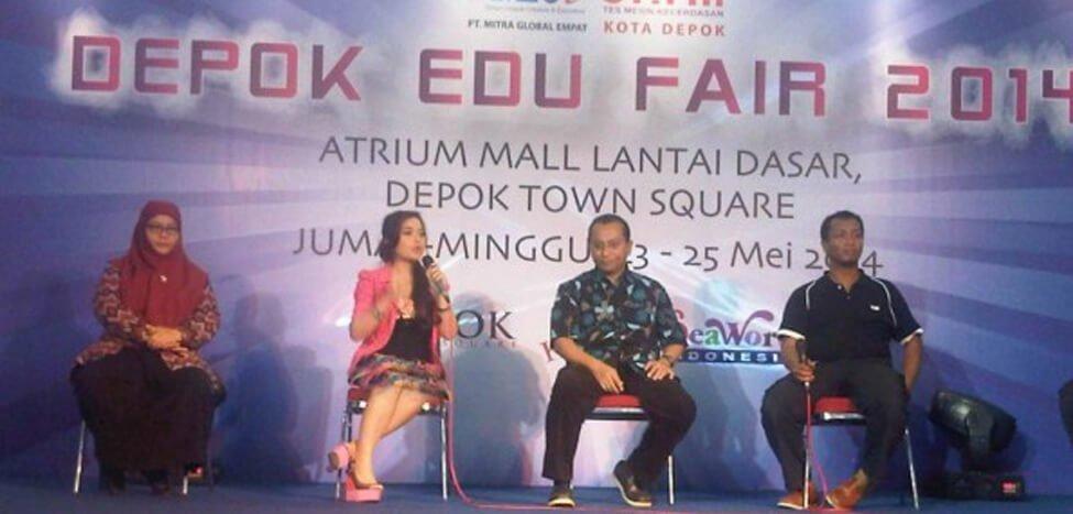 TKIT Nurul Fikri Hadir di Depok Edu Fair 2014