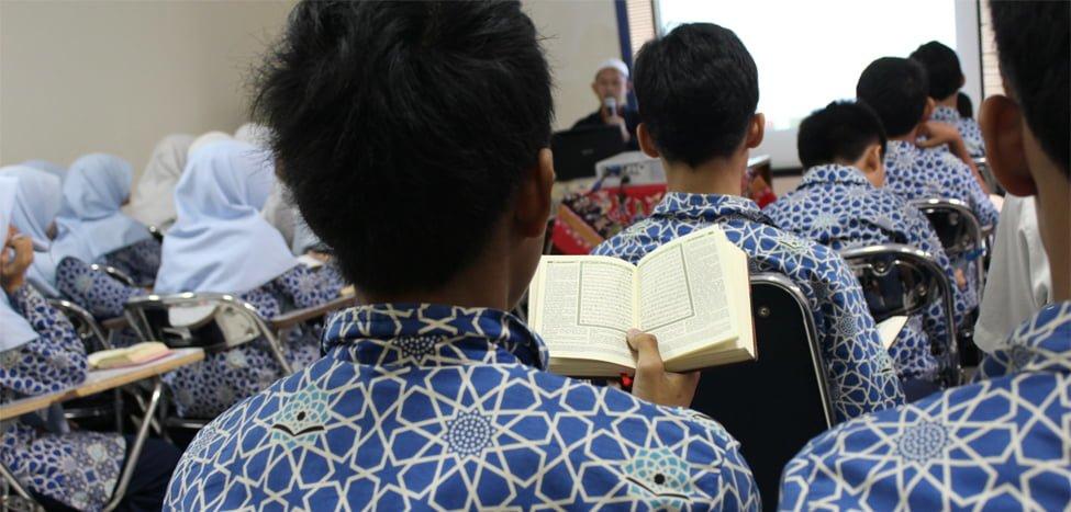 Rahasia Dalam Bacaab Surat Al-Fatihah - Sekolah Islam