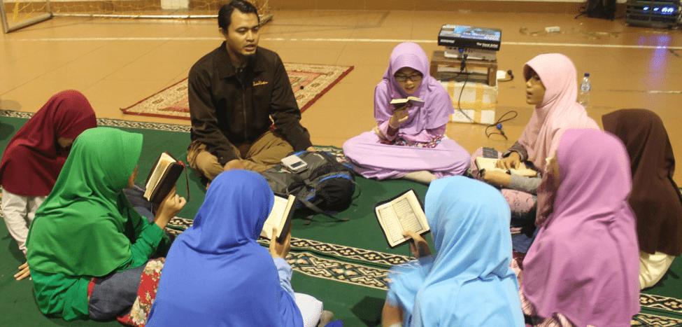 Siswa SDIT Nurul Fikri Isi Akhir Pekan dengan Mabit