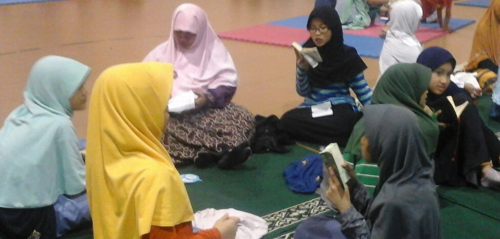 Mabit Quran Langkah Menuju Hafidz