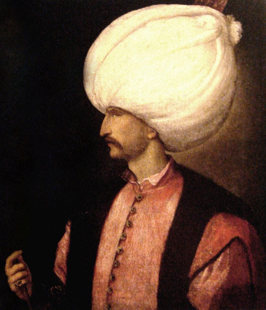 Mengenal Sultan Sulaiman Al-Qonuni (Suleiman the Magnificent)