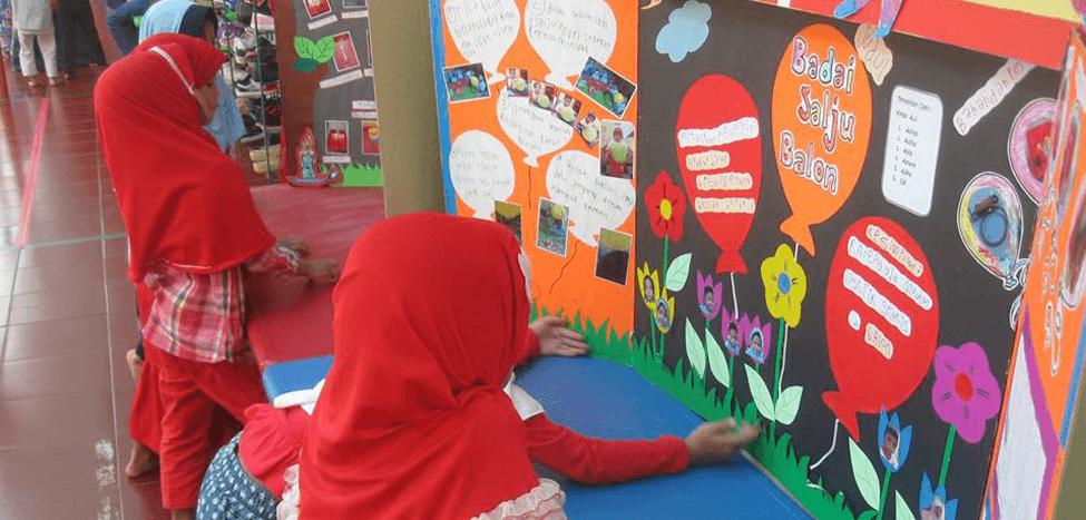 Ada Pameran Sains di Perayaan Hari Pendidikan dan Isra Mi'raj