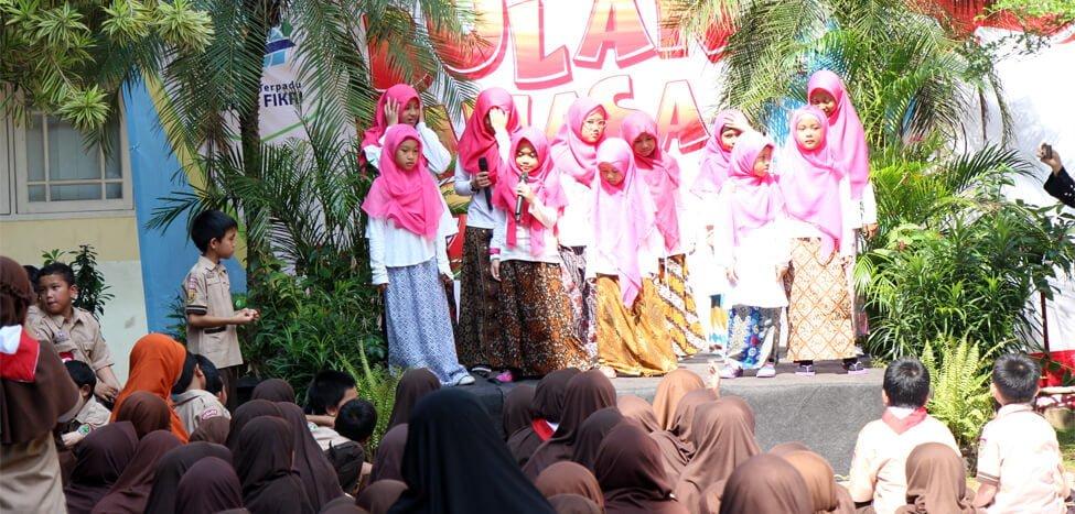 SDIT Nurul Fikri Gelar Festival Literasi