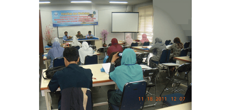 Pelatihan dan Workshop Lesson Study
