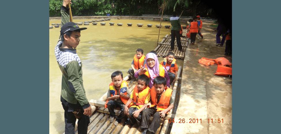 Out Bond TKIT Nurul Fikri