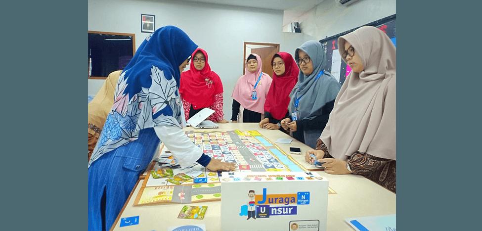 42 Peserta Ikut Babak Penyisihan Lomba Boardgame