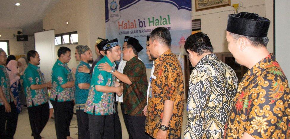 Nurul Fikri Gelar Halalbihalal 1440 Hijriah