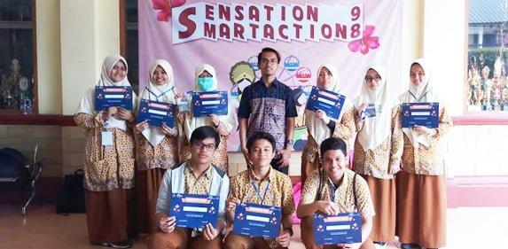 SMAIT Nurul Fikri Raih Juara di Lomba Cerdas Cermat Islam SMAN 2 Depok