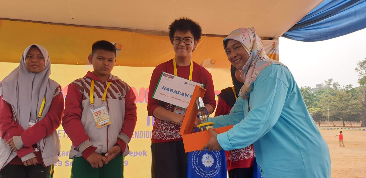 Pelajar Depok Wakili Indonesia di Kompetisi Roket Internasional di Jepang