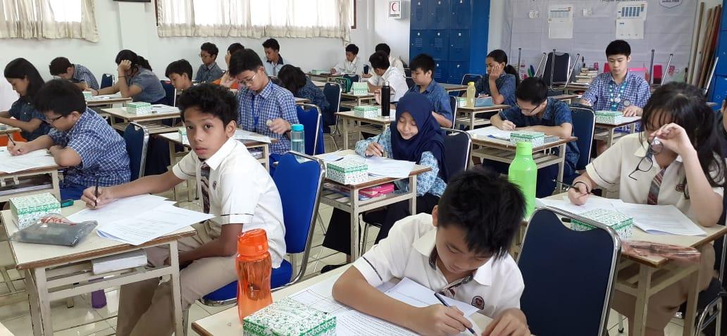 SMPIT Nurul Fikri Gelar Thailand International Mathematical Olympiad 2019
