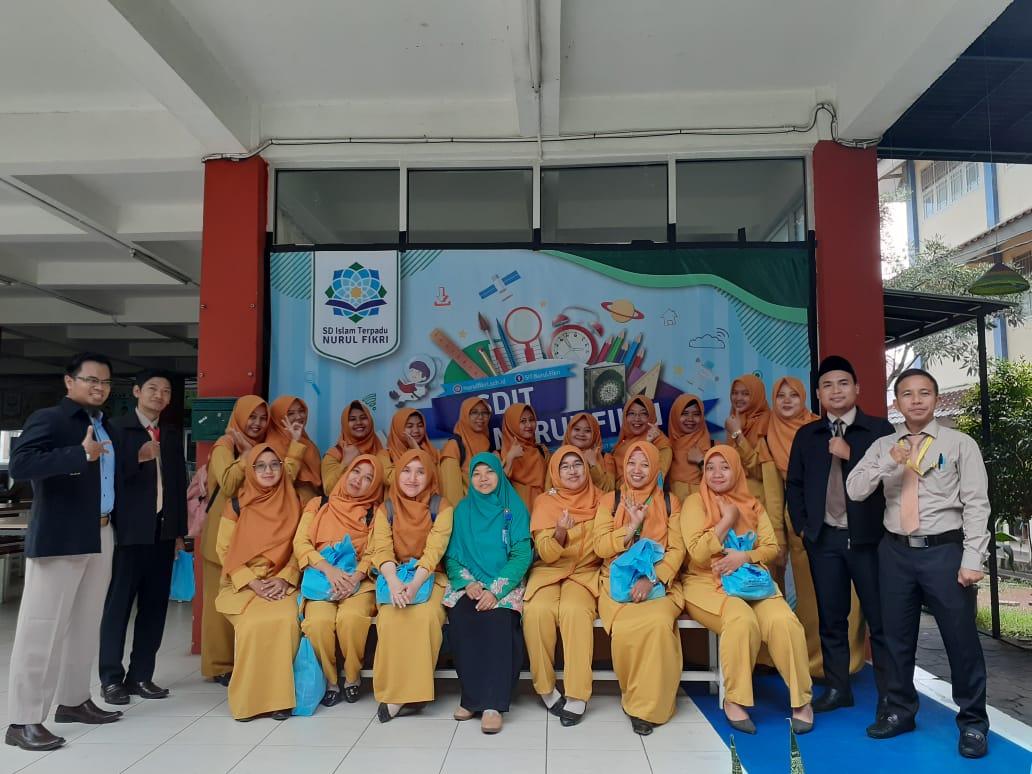 Global Islamic Labschool Kunjungi SDIT Nurul Fikri