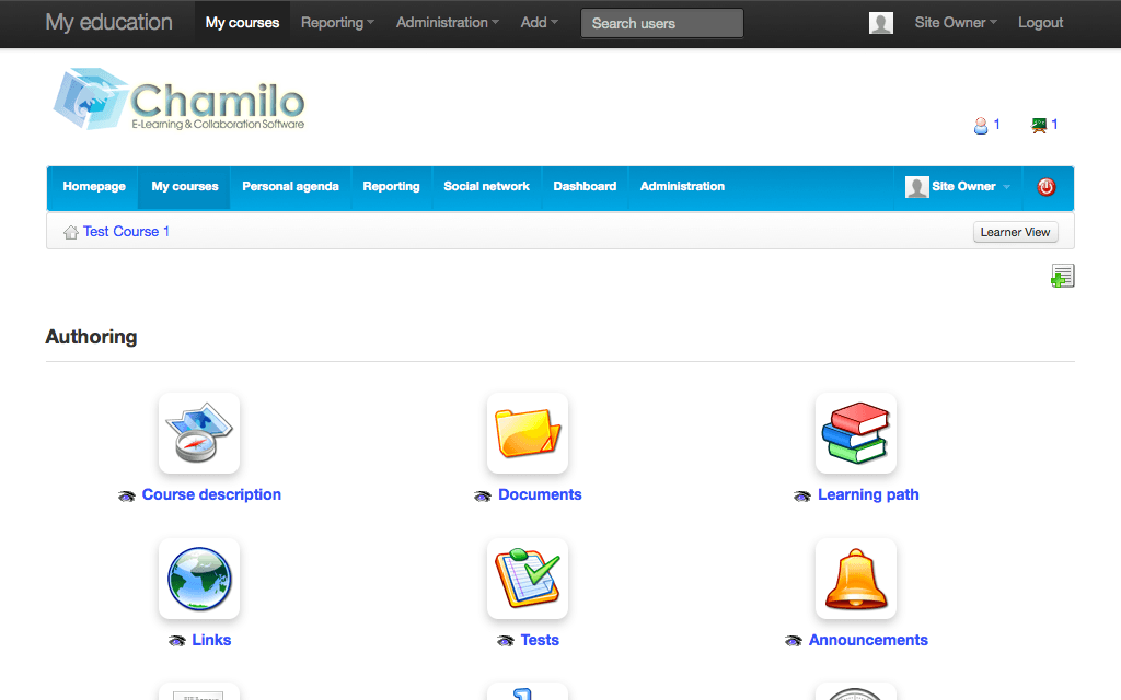 SMAIT Nurul Fikri Belajar Online dengan Chamilo