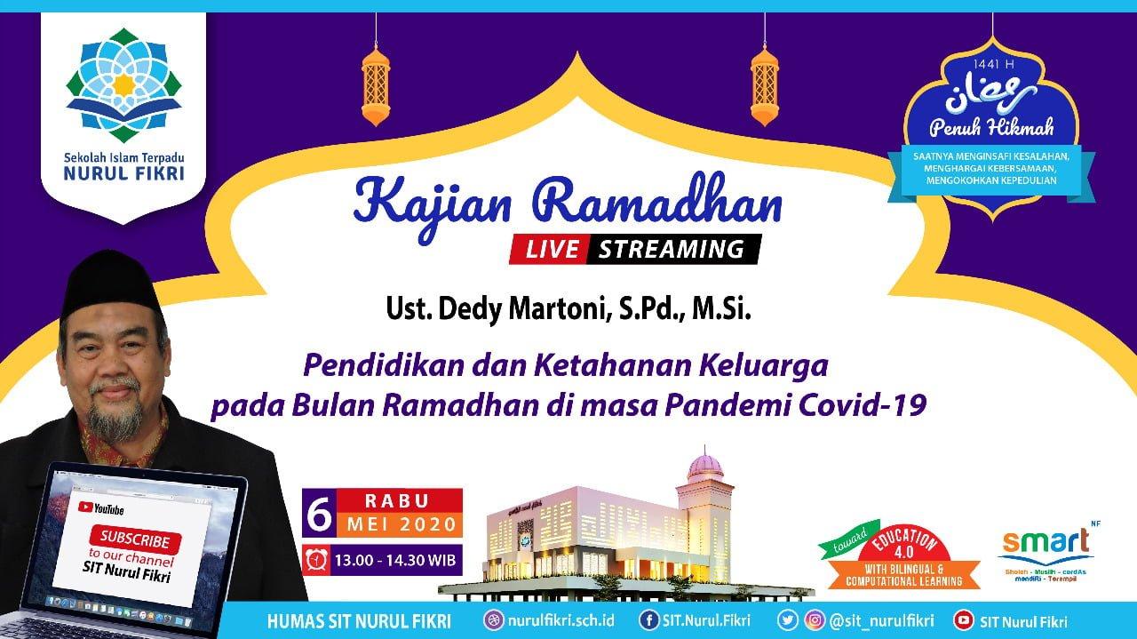 Kajian Ramadan Bersama Ustaz Dedy Martoni