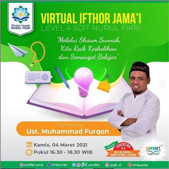 Kelas 4 Buka Ifthar Jamai Online